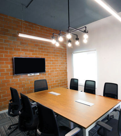 Coworking Space Shared Office Space For Rent Meeting