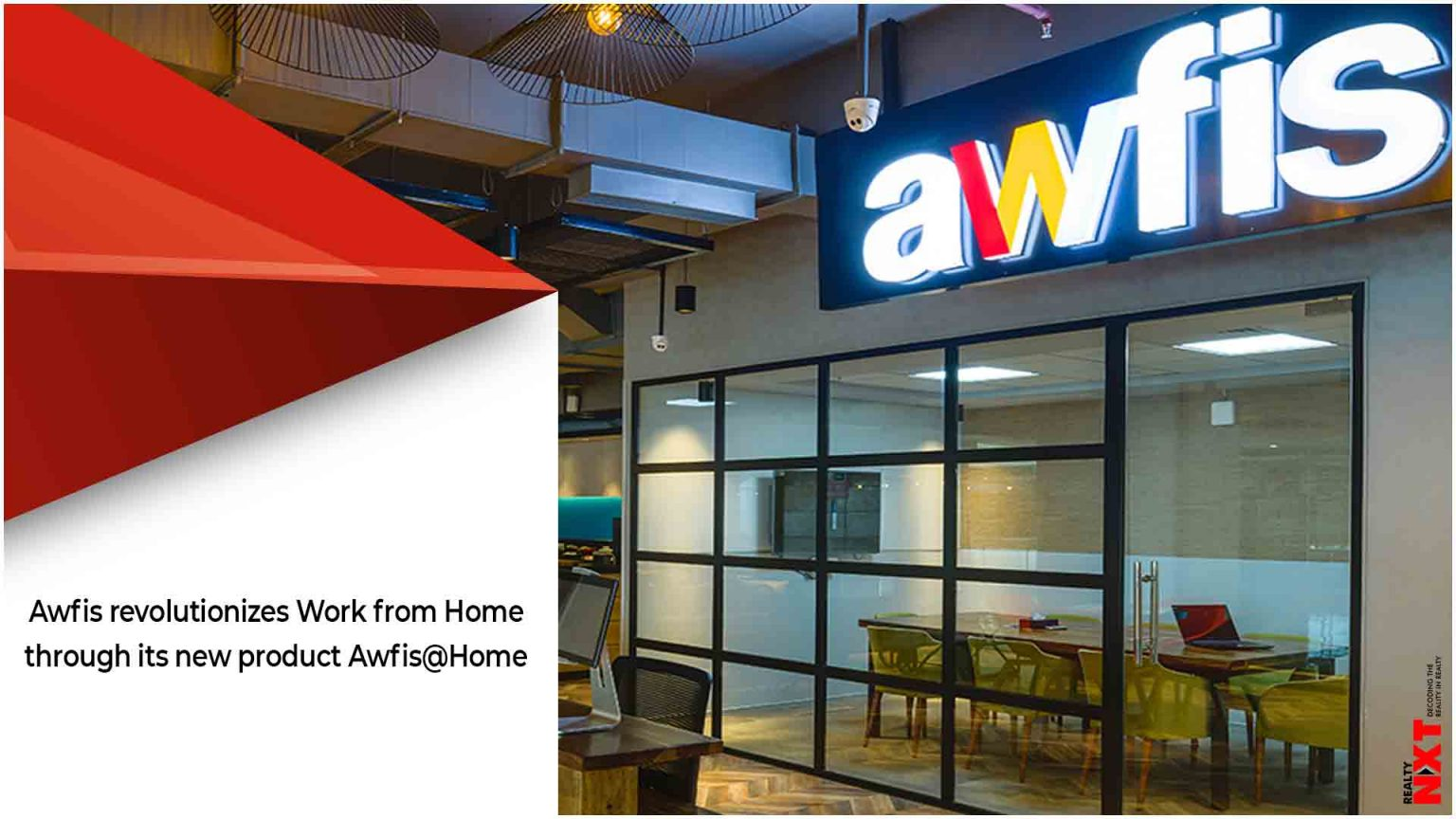 Awfis Has Launched Its Latest Innovative Offering 'Awfis@Home'